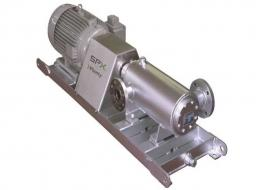TRIRO Three Screw Pump - H - Range